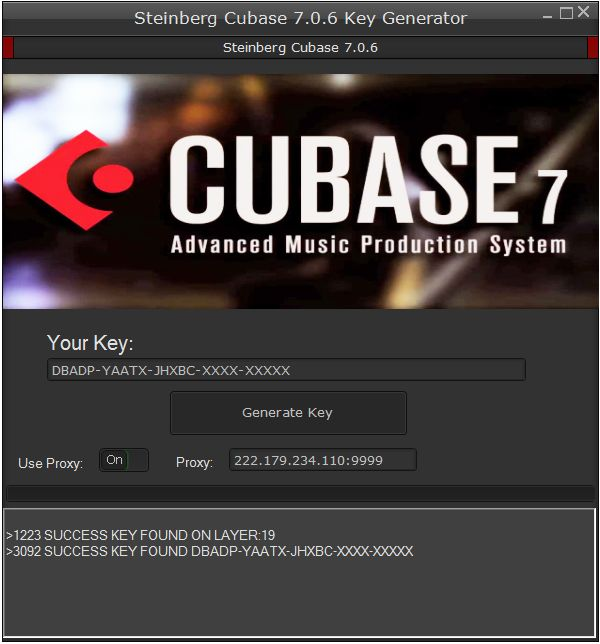 Cubase 7 Crack Keygen Free Download