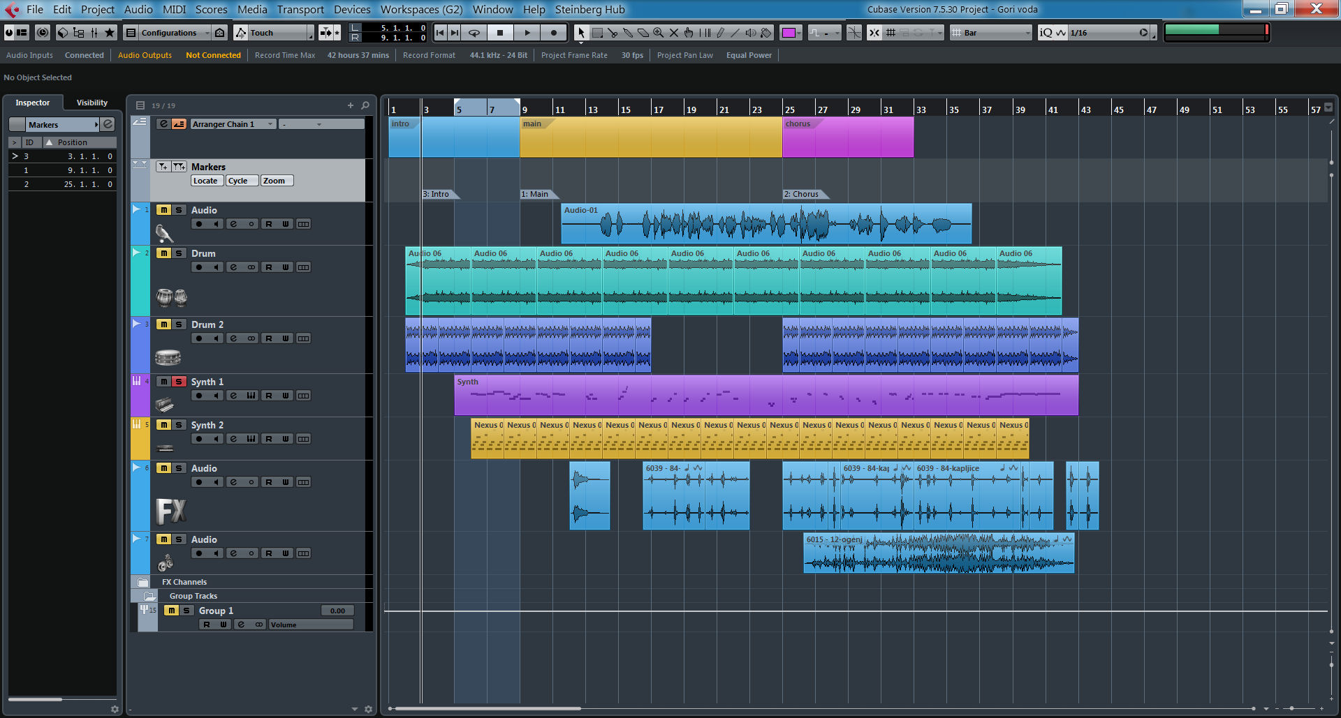 Steinberg Cubase 7 Free Download