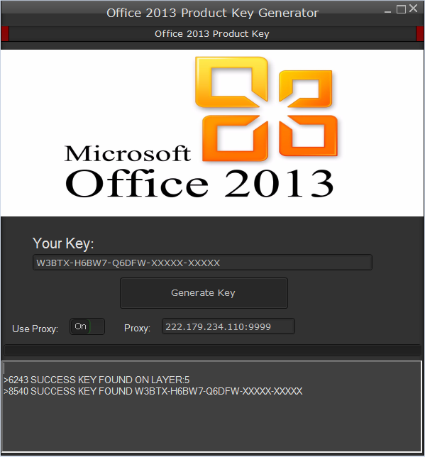 microsoft office 2013 product key free download for windows 8