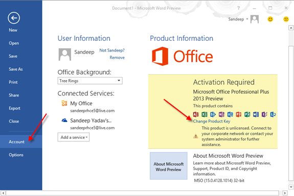 Ms office 2013 product key crack free download - Office professional plus 2013 license key ...