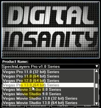 Sony Vegas Pro 13 Crack Serial Number Keygen Free Download