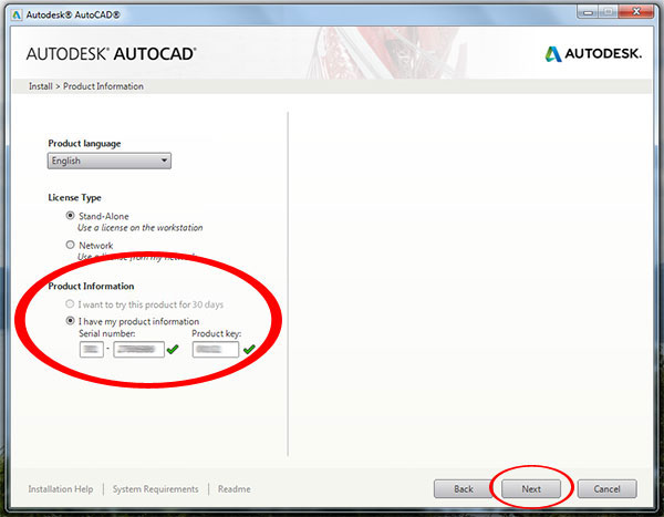 autocad 2015  with crack