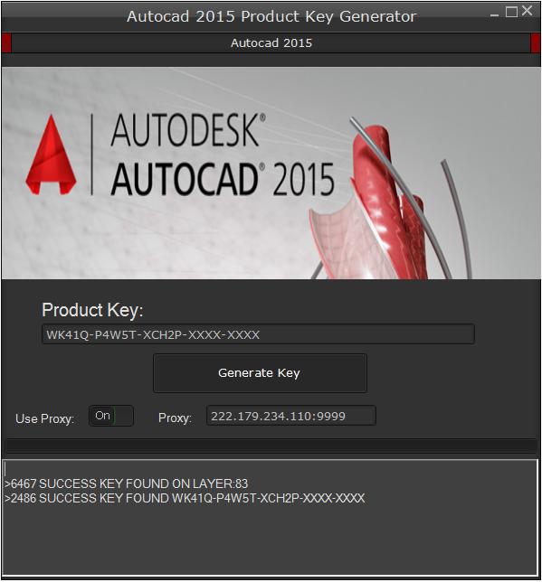 Autocad 2015 Keygen