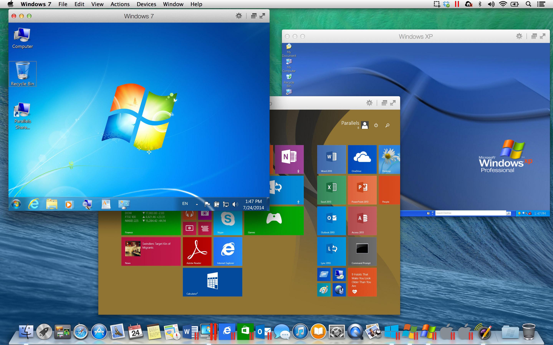 Торрент parallels desktop 10 для mac