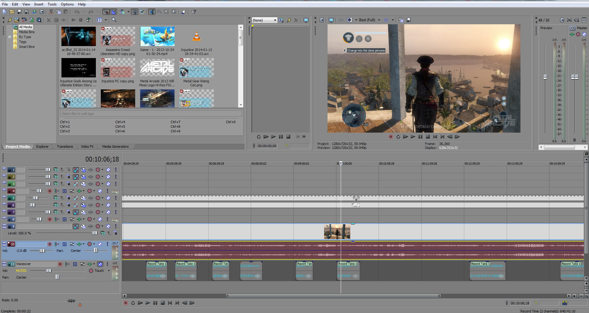 Sony Vegas Pro 12 Review Screen 1 What is video editing and what software should you choose.