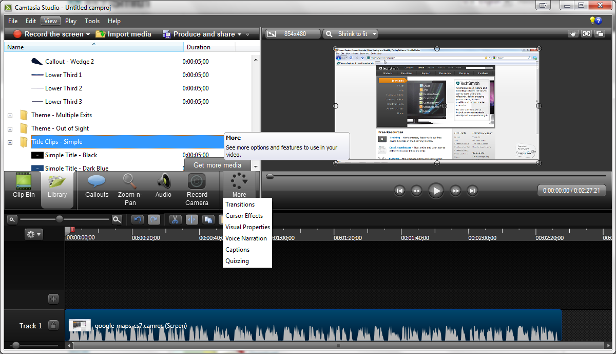 Camtasia Studio 2020.0.6 Crack [Latest] Free Torrent Download