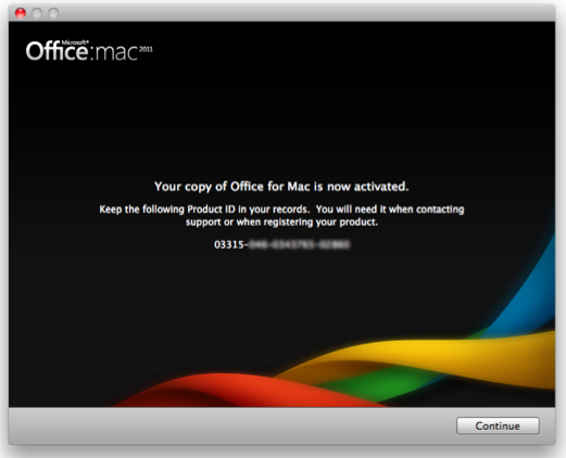 Microsoft Office 2011 Mac Product Key Generator Free Download
