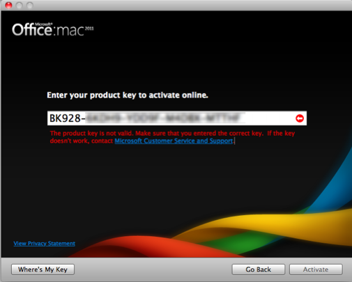 Office Mac 2011 Product Key Crack Free Download