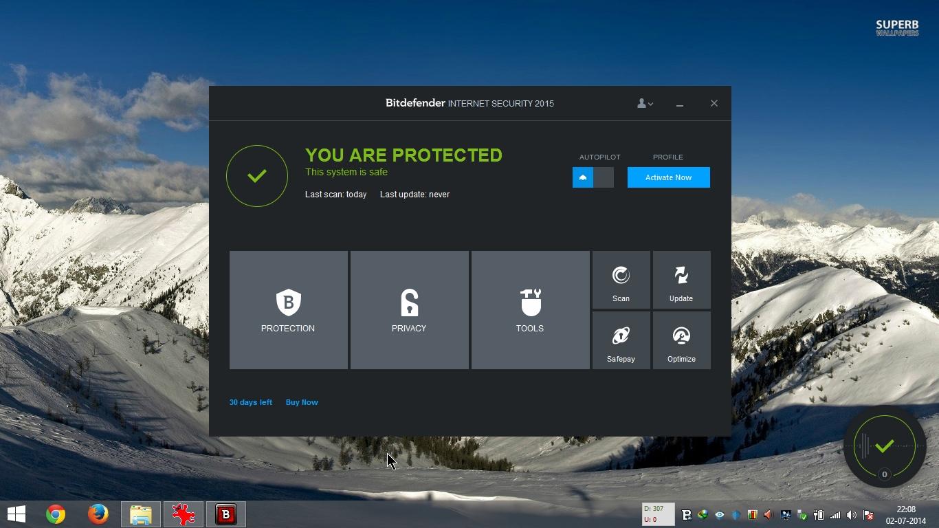 Bitdefender Internet Security 2015 serial