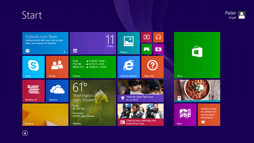 how to reset start up tasks windows 8.1