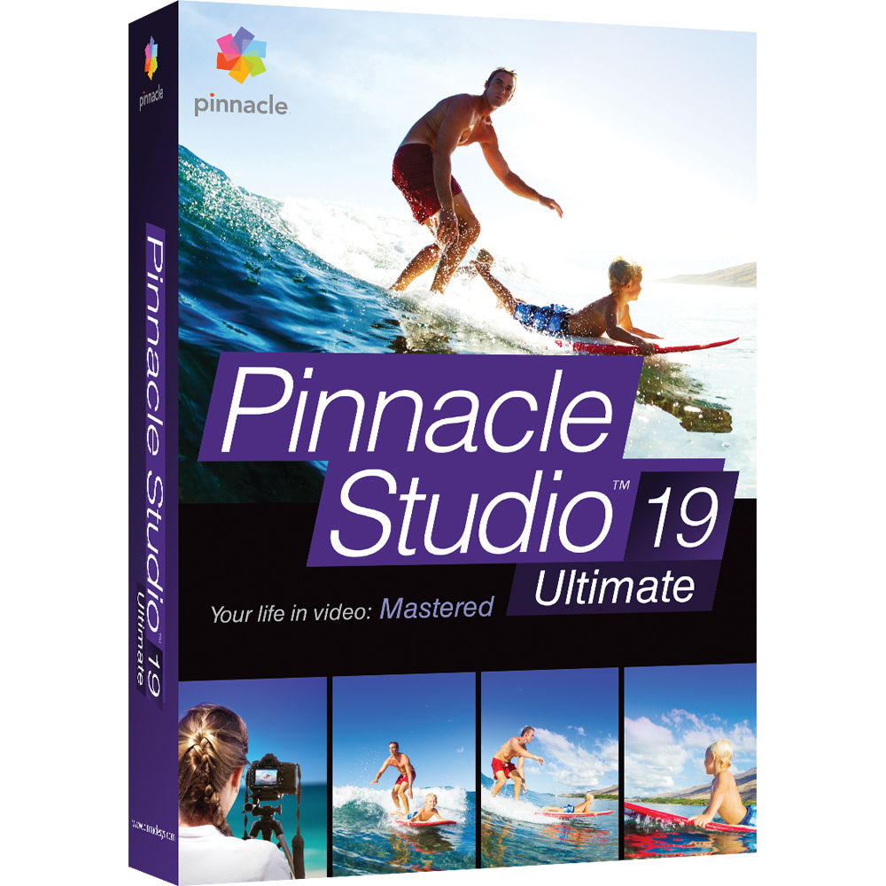 Pinnacle Studio 18 - 19 Crack Keygen Serial Download Free