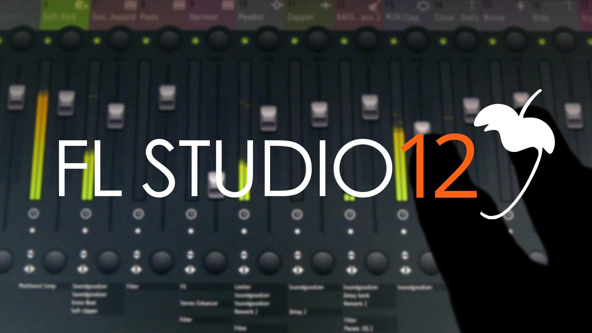 Крякнутый фл студио 12