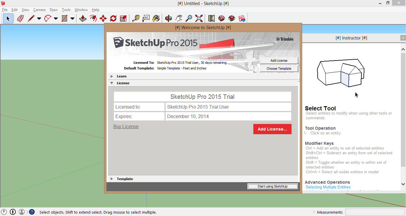 sketchup 2015  and crack