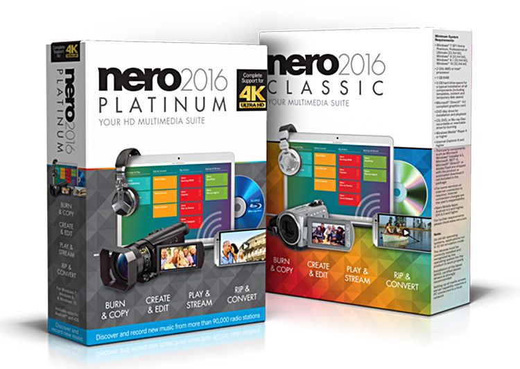 Nero 2016 Crack Key Serial Number Free Download