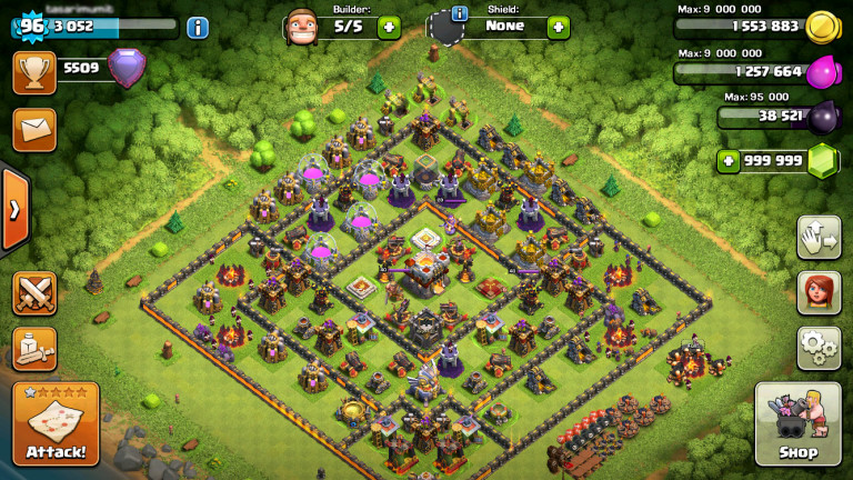 Clash Of Clans Hack Tool Apk - Get Free Unlimited Gems ...