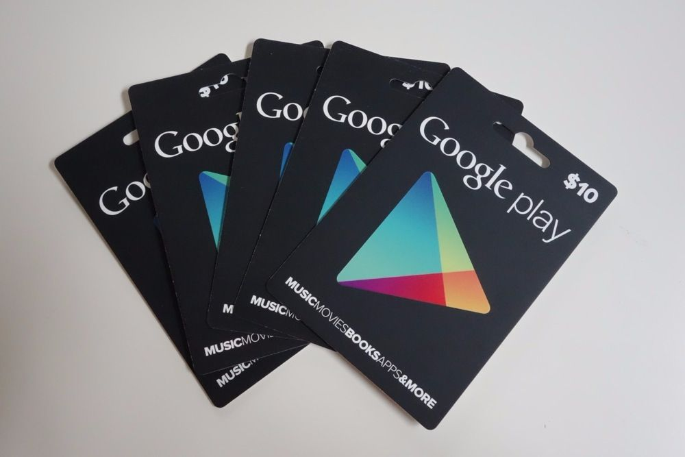 Free Google Play Gift Card Redeem Codes Generator $10,$15,$25,$50