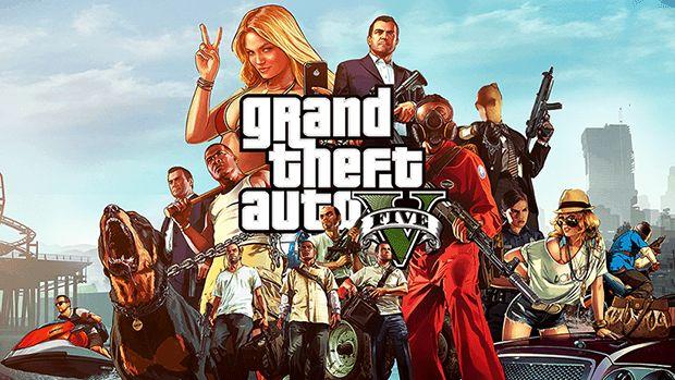 Grand Theft Auto V - GTA 5 CD Key Code + Crack Download [ PC , Xbox ,PS4]