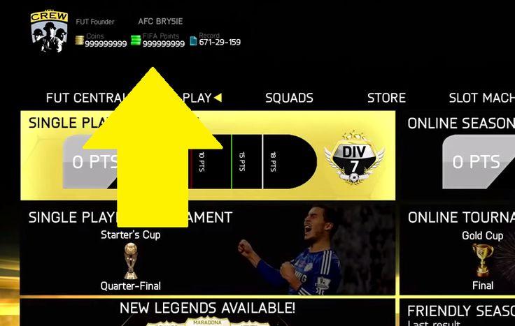 FIFA 16 Hack Tool
