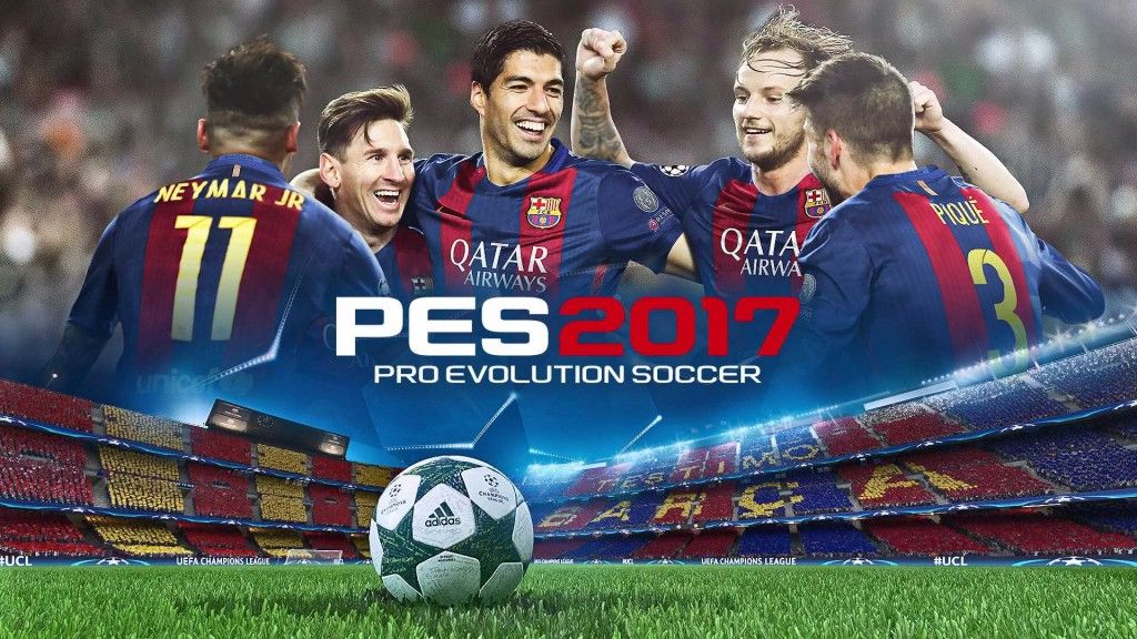download pes 2017 pro evolution soccer