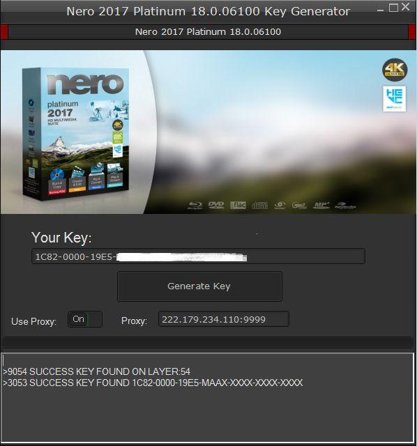nero 2014 platinum crack keygen