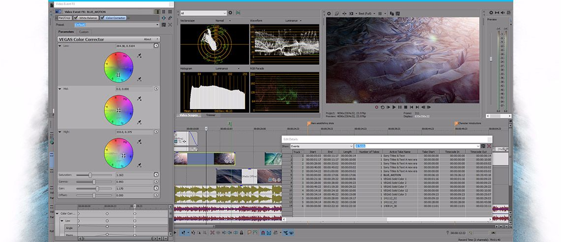 Essay editing software sony vegas pro 9