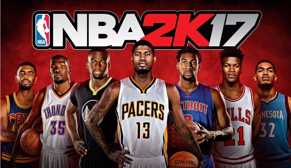 NBA 2K17 Crack Serial Key Generator 2017 Free Download