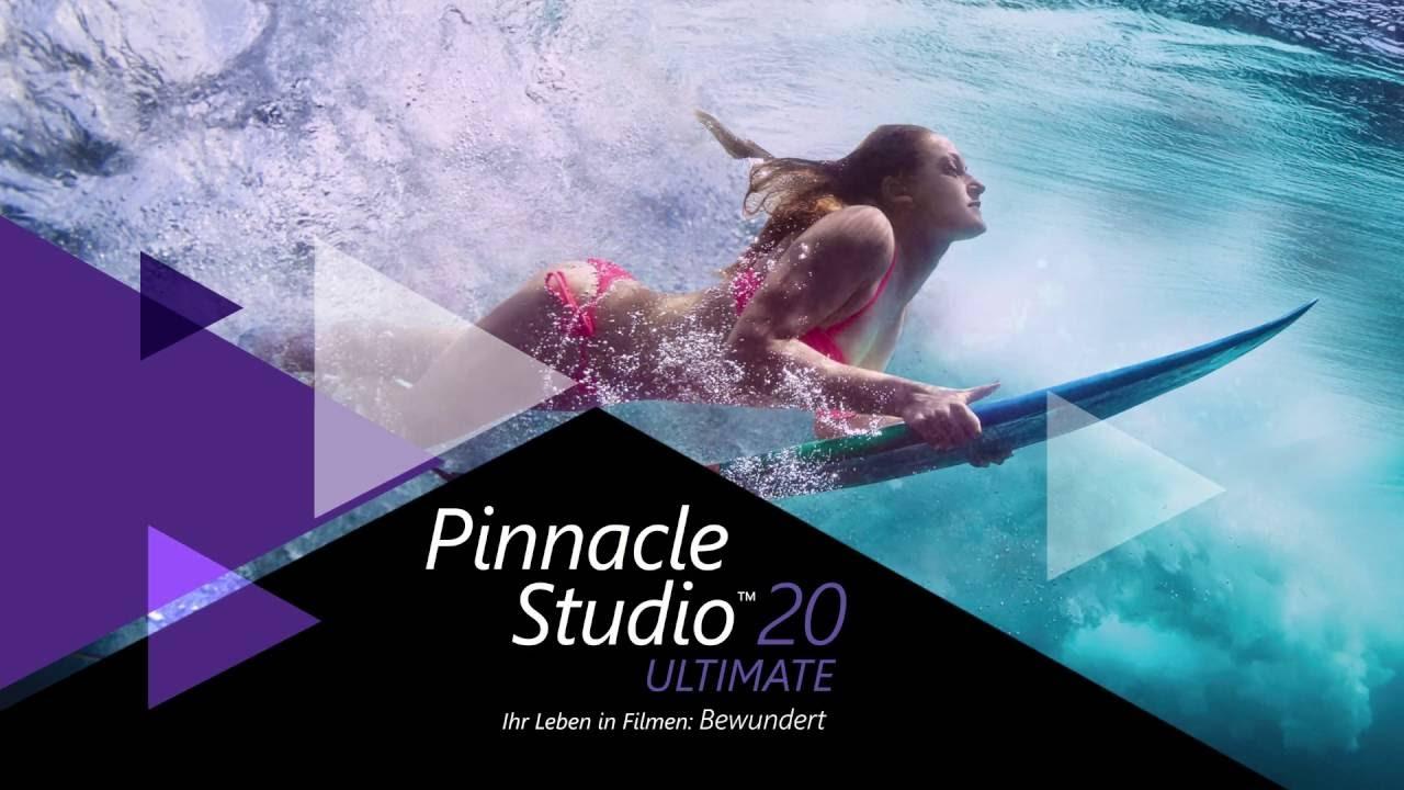 Pinnacle Studio 20 Ultimate Crack Serial Key Generator
