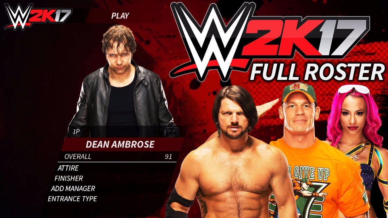 wwe 2k17 license key
