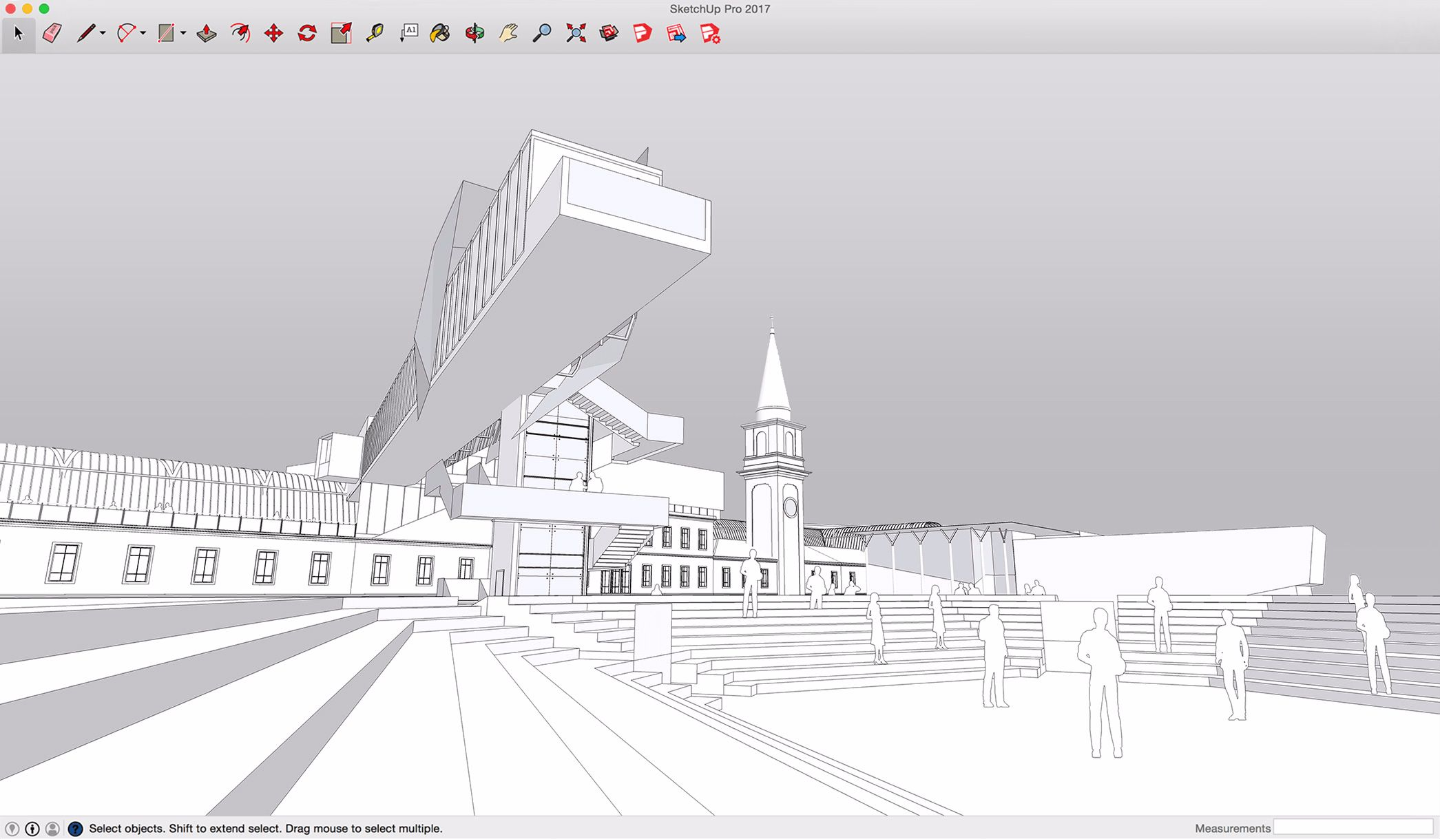 sketchup with crack