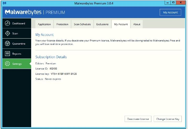 malwarebytes anti-malware free license key